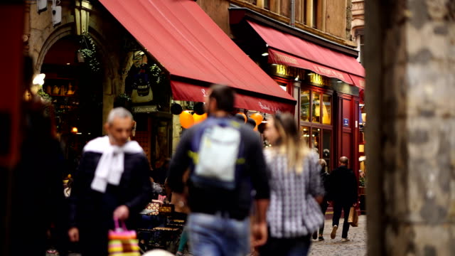 Lyon Restaurants - video
