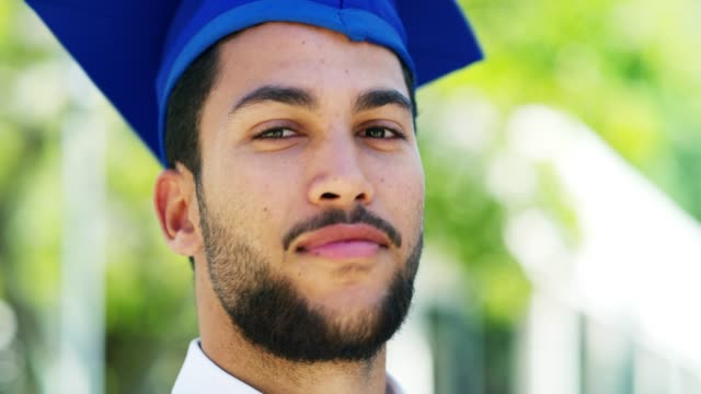 i'm ready for the real world - graduation cap stock videos & royalty-free footage