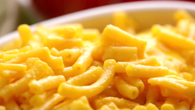 Macaroni Macaroni and Cheese Close up. macaroni stock videos & royalty-free footage