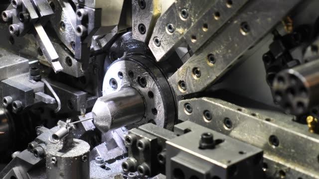 machine spring - molla video stock e b–roll