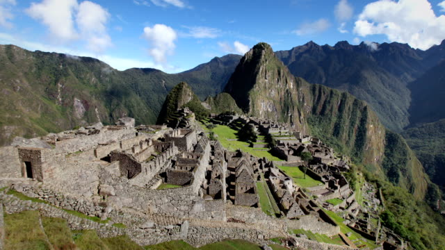 Machu Picchu, Peru video