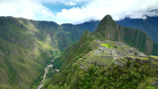 Machu Picchu, Perú - vídeo