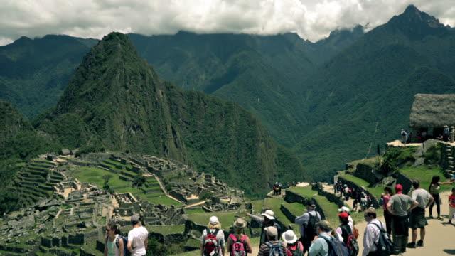 Machu Picchu  - vídeo
