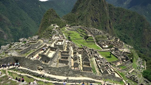 Machu Picchu video