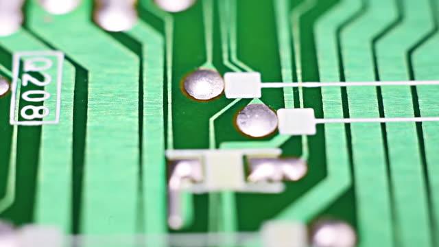 Macro Circuit Flyover IV video