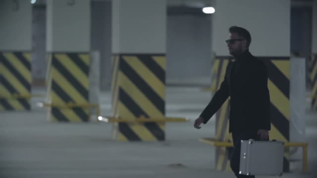 Mafia Men Making Agreement video