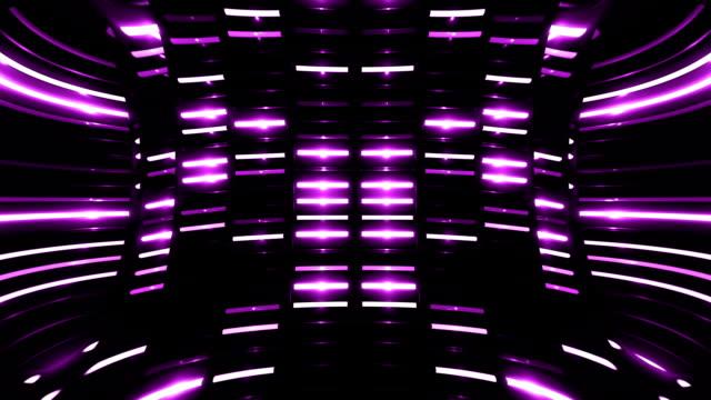 NEON Magenta music video