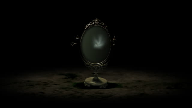 magic mirror HD720 video