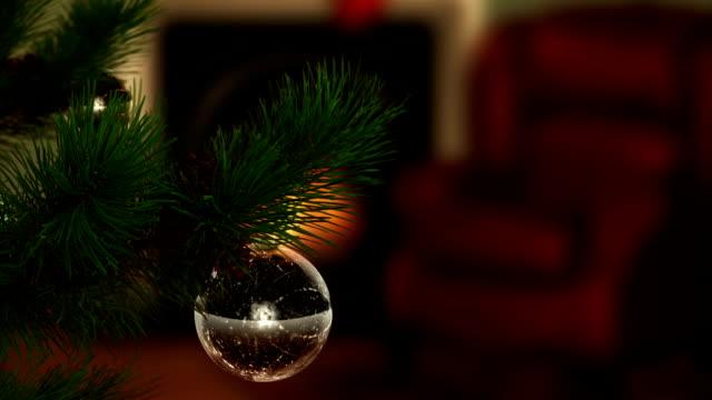 Magical Christmas Tree Ornament video