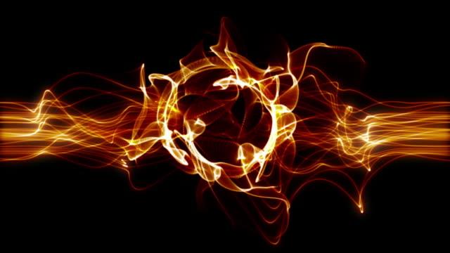 Magical Flames - HD, Loop video