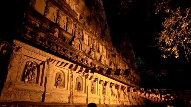 Mahabodhi temple video