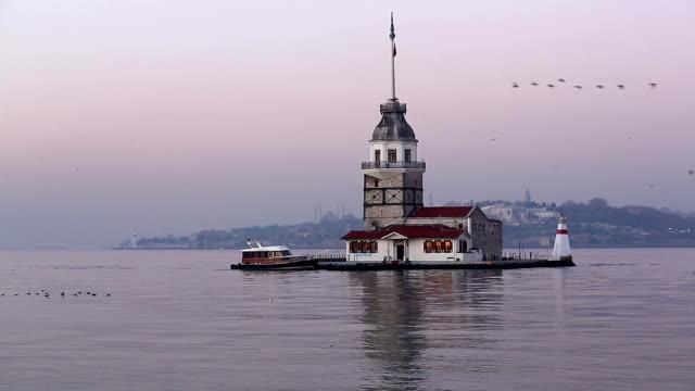 Leanderturm in Istanbul – Video