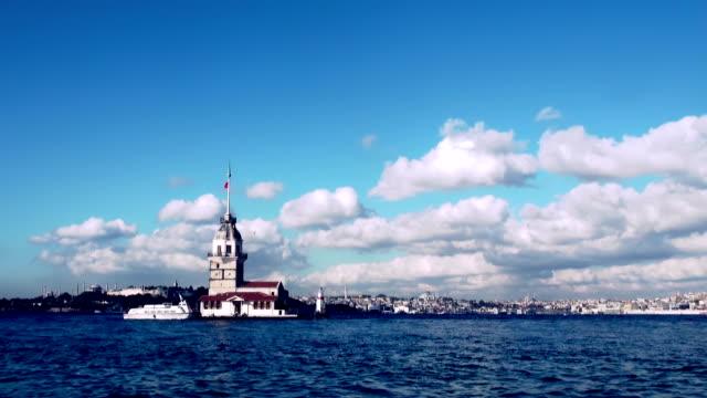 maiden tower - anatolien bildbanksvideor och videomaterial från bakom kulisserna