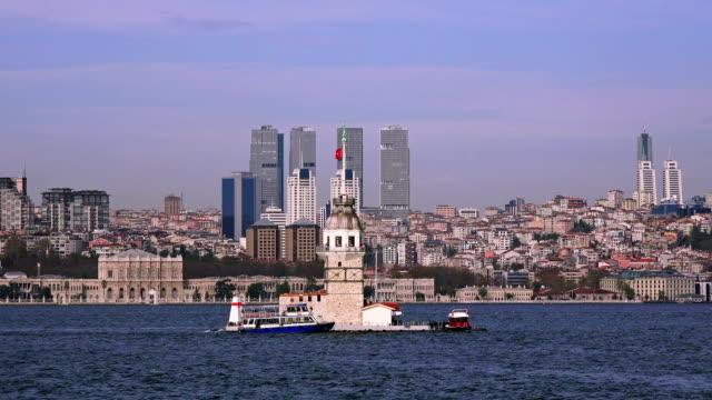 Maidens Tower, Türkiye, Istanbul video