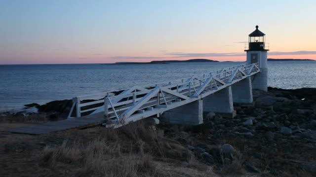 Maine: Marshall Point Lighthouse video