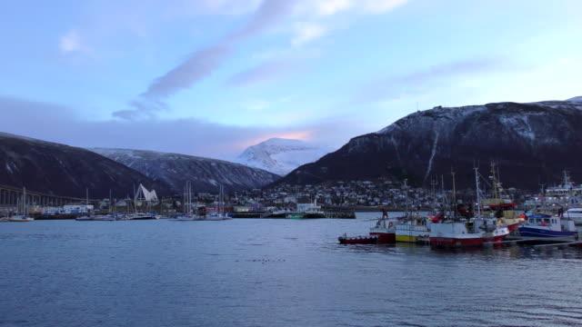 Mainland - Tromso, Norway video