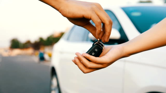 Make a deal about buying car,or renting a car