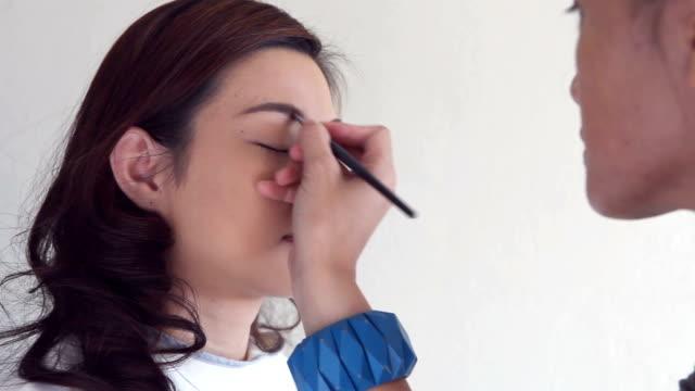 Make-Up Artist video