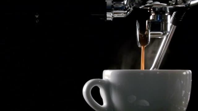 Making coffee / espresso video