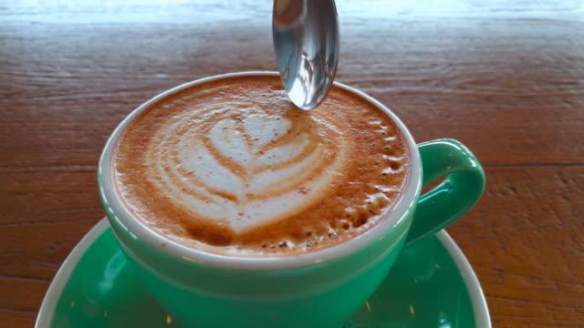 Making Coffee Shot By Smart Phone