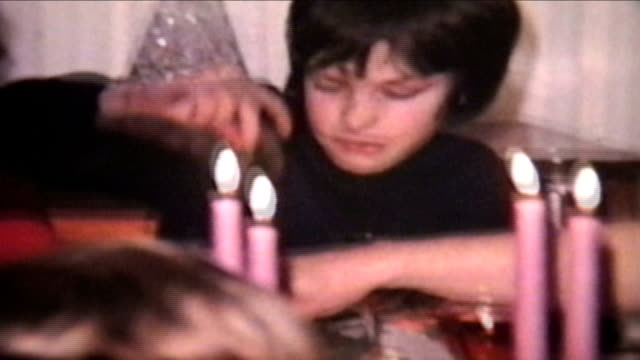 Making Faces (1974 Vintage 8mm film) video