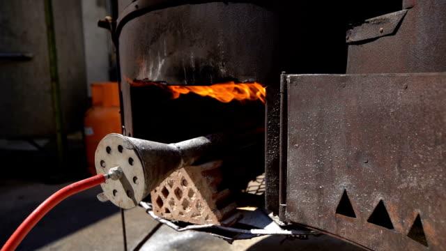 making of moonshine schnapps - brandy video stock e b–roll