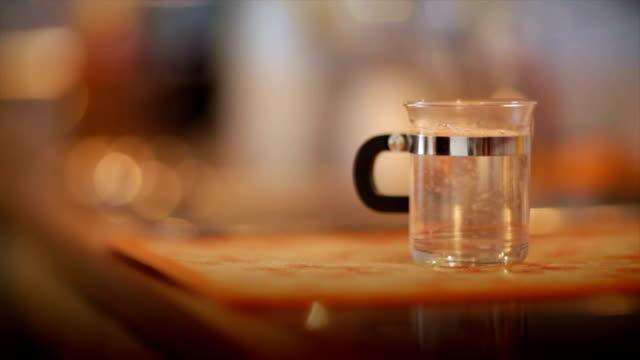 Making tea video