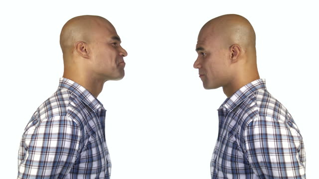Man Agrees with Himself video