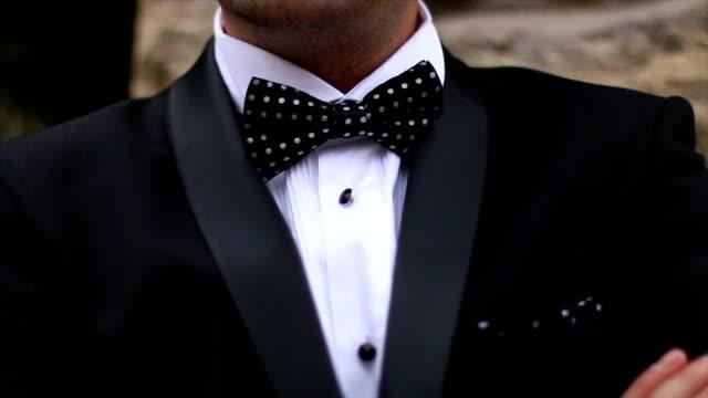 Man in suit video