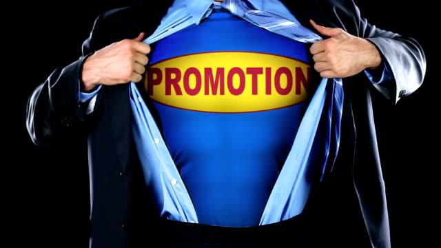 Man Reveals Promotion Shirt video
