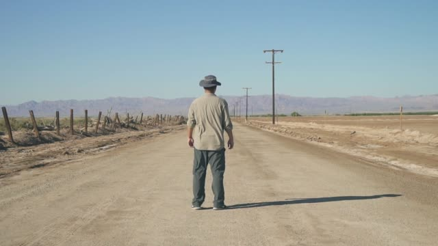 Man Stop Look Road 02 video