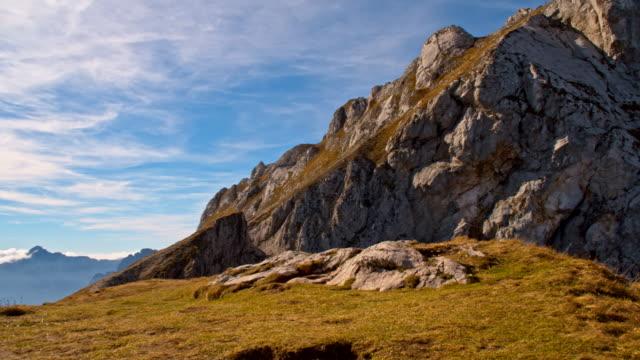 WS Mangart Mountain video