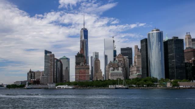Manhattan - 4K Hyperlapse video