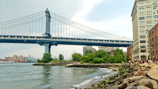 Manhattan Bridge Time Lapse