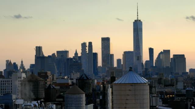 Manhattan Downtown Views