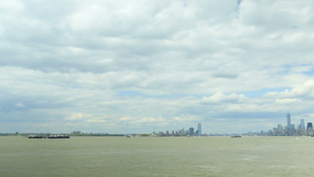 Manhattan Ferry video