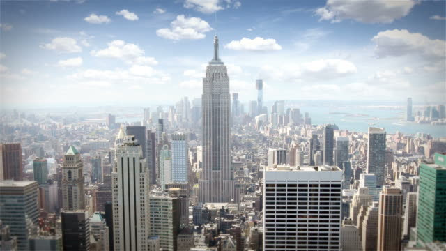 Manhattan Island, New York video