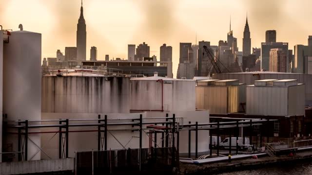 Manhattan Skyline from Brooklyn video
