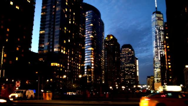 Manhattan Skyline, New York City video