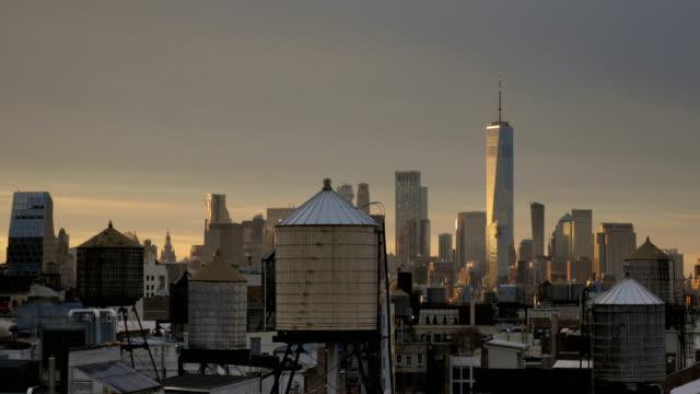 Manhattan Sunrise Views