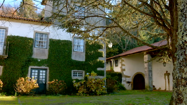 Manorial house in Portugal video