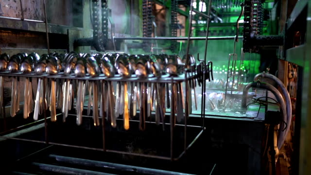 Manufacturing Cutlery video