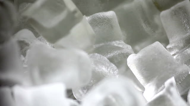 Many ice cybes video
