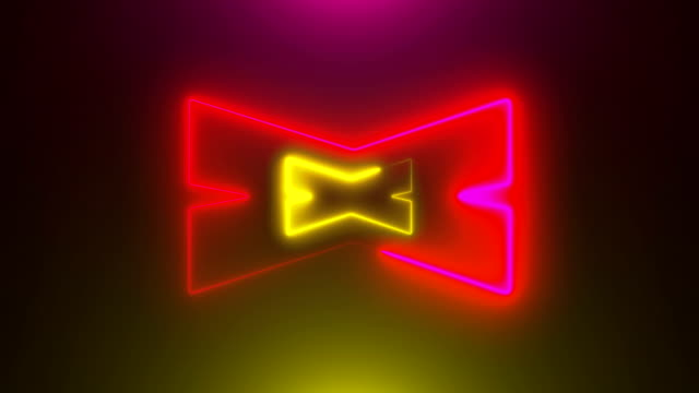 Many neon X shapes in space, abstract computer generated backdrop, 3D rendering Many neon X shapes in space, abstract computer generated backdrop, 3D rendering backdround generation x stock videos & royalty-free footage