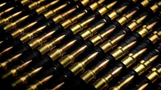 Many Rifle Bullets Mass Production Concept video