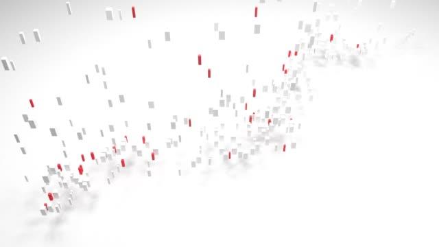 日本 - アジアの地図 - 日本 地図点の映像素材/bロール