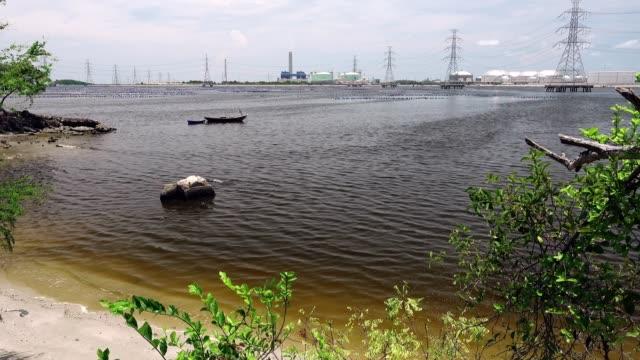 Map ta phut Industrial Estate, Rayong, Thailand video
