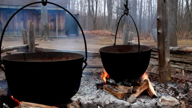Maple Syrup Cauldrons video