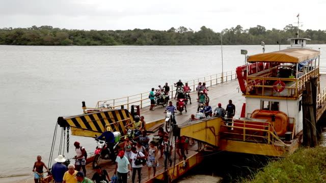 Marajo Island in the Amazon video