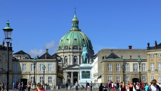 Marble Church - Copenhagen, Denmark video
